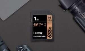 Lexar prezentuje 1 TB kartę pamięci SDXC