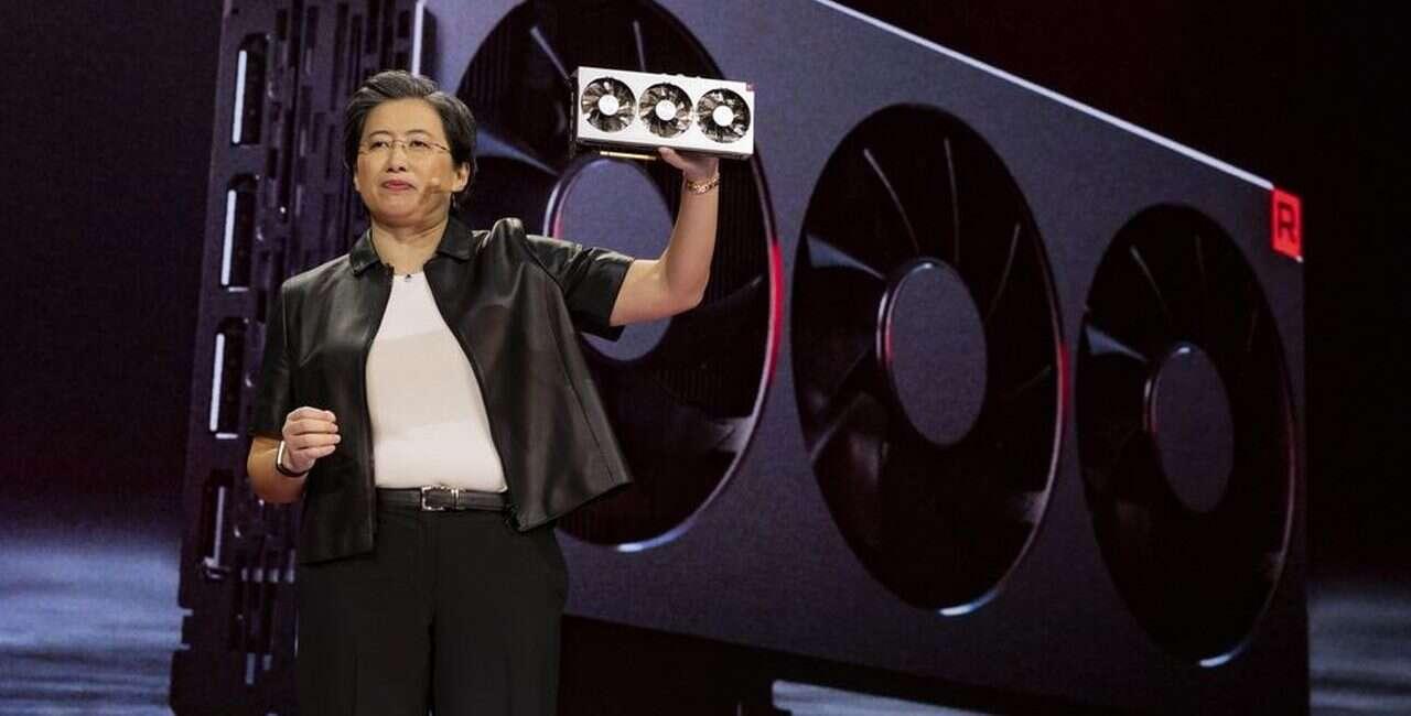 AMD pracuje nad technologią konkurencyjną dla Nvidia RTXAMD pracuje nad technologią konkurencyjną dla Nvidia RTX
