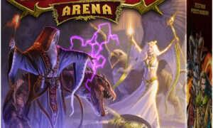 Recenzja gry karcianej Mage Wars: Arena