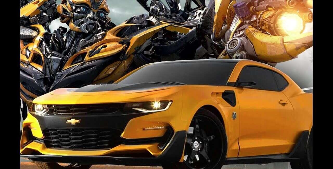 Cztery wersje Camaro z Transformersów są do kupienia