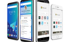 Mobilny Microsoft Edge z NewsGuard