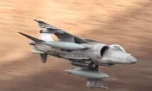 Zobaczcie myśliwce przelatujące przez Star Wars Canyon