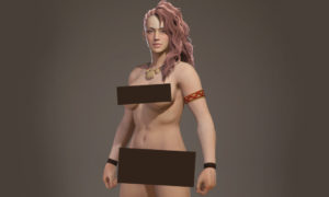 Mod do Monster Hunter World dodaje goliznę oraz fizykę piersi