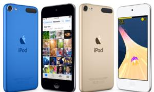 Nadchodzi nowy iPod Touch
