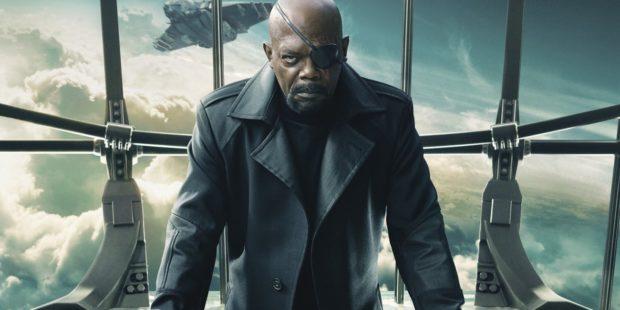 W Kapitan Marvel w końcu poznamy historię Nicka Fury'ego