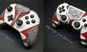Niesamowite kontrolery Assassin's Creed