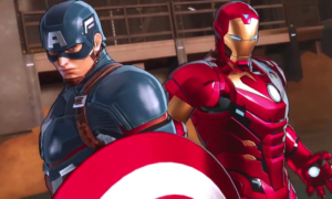 """Nowa gra Marvel Games zapowiadana przez tajemniczą cyfrę """"4"""""""