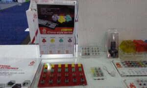 Nowe przełączniki mechaniczne Kailh na targach CES