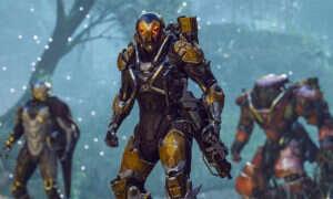 Nowy gameplay z Anthem prezentuje rozgrywkę z perspektywy trzech graczy
