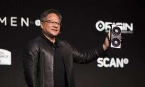 CEO Nvidii: chmura nigdy nie zastąpi PC
