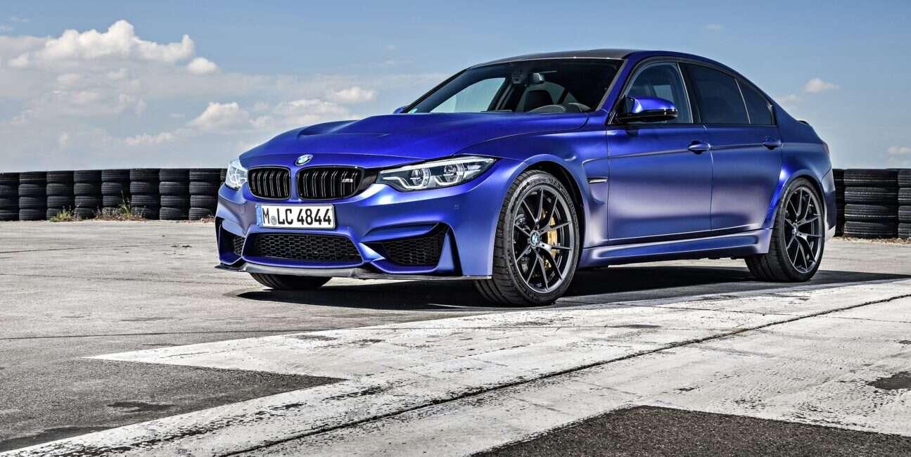 BMW M3 i M4 Pure mają być najtańszymi wariantami w swojej serii