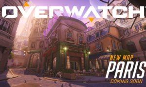 Paryż w Overwatch – nowa mapa zaskakuje!