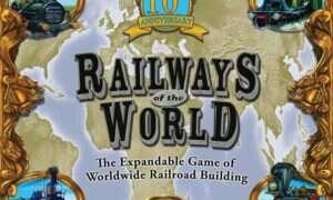 Recenzja gry planszowej Railways of the World