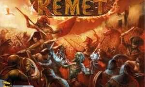 Recenzja gry planszowej Kemet