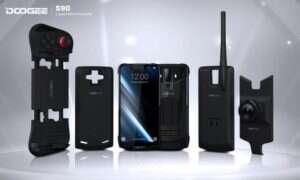 Doogee S90 to całkowicie modularny smartfon