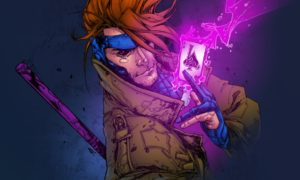 Możliwe, że Channing Tatum wyreżyseruje Gambita