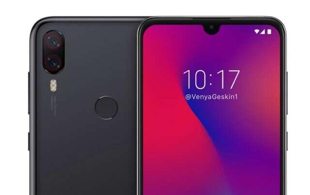 Xiaomi Pocophone F2, render Xiaomi Pocophone F2, wygląd Xiaomi Pocophone F2, design Xiaomi Pocophone F2