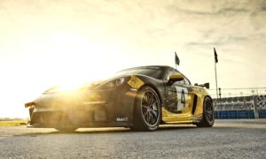 Porsche wykorzystuje len do tworzenia naturalnego włókna węglowego
