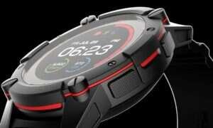 PowerWatch 2 to smartwatch zasilany energią słoneczną i ciepłem ciała
