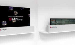 Przyszłość nadeszła – zwijany telewizor LG jest rzeczywistością