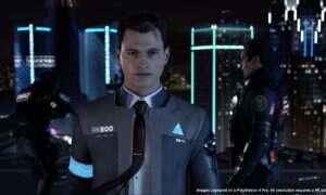 Przyszłość Quantic Dream to koniec tytułów ekskluzywnych dla PlayStation