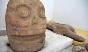 Archeolodzy odnaleźli miejsce kultu w którym skórowano ofiary