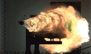 Chiny mogły umieścić broń elektromagnetyczną na okręcie wojennym