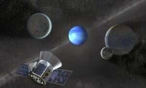 Nowa planeta odkryta przez TESS ma rekordowo długą orbitę