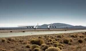 Największy samolot na świecie zbliża się ku debiutowi