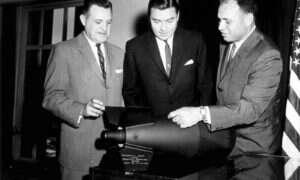 USA posiadały kiedyś broń atomową mieszczącą się w plecaku