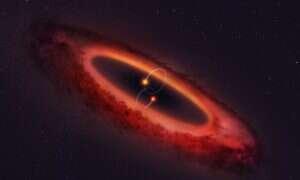 Astronomowie odkryli poczwórny system gwiazd