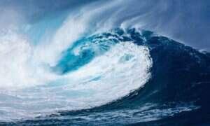 Zmiany klimatu mogą wywoływać silniejsze fale oceaniczne