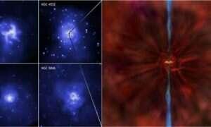 W Drodze Mlecznej znajduje się szybko wirująca czarna dziura