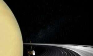 Kiedy powstały pierścienie Saturna?