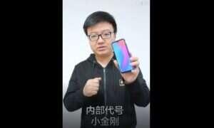 Nowy smartfon Redmi na pierwszym filmie