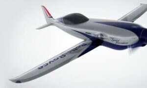 Rolls-Royce chce pobić rekord prędkości elektrycznych samolotów