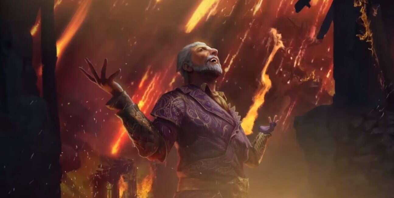 Rozszerzenie do Elder Scrolls: Legends zabierze graczy na wyspę szaleństwa