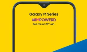 Samsung Galaxy M10 z Exynosem 7872