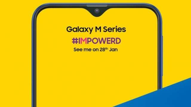 Galaxy M20, samsung Galaxy M20, specyfikacja Galaxy M20, parametry Galaxy M20, procesor Galaxy M20