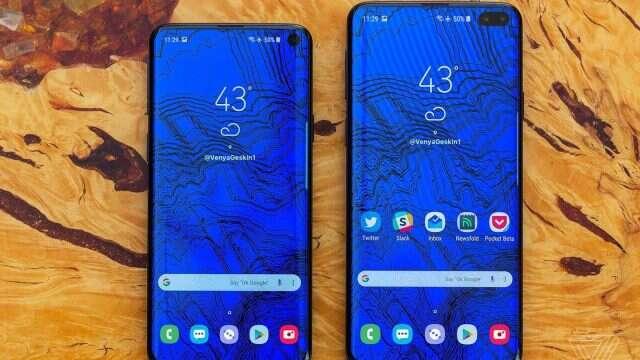 Galaxy S10+, samsung Galaxy S10+, geekbench Galaxy S10+, wydajność Galaxy S10+, benchmark Galaxy S10+