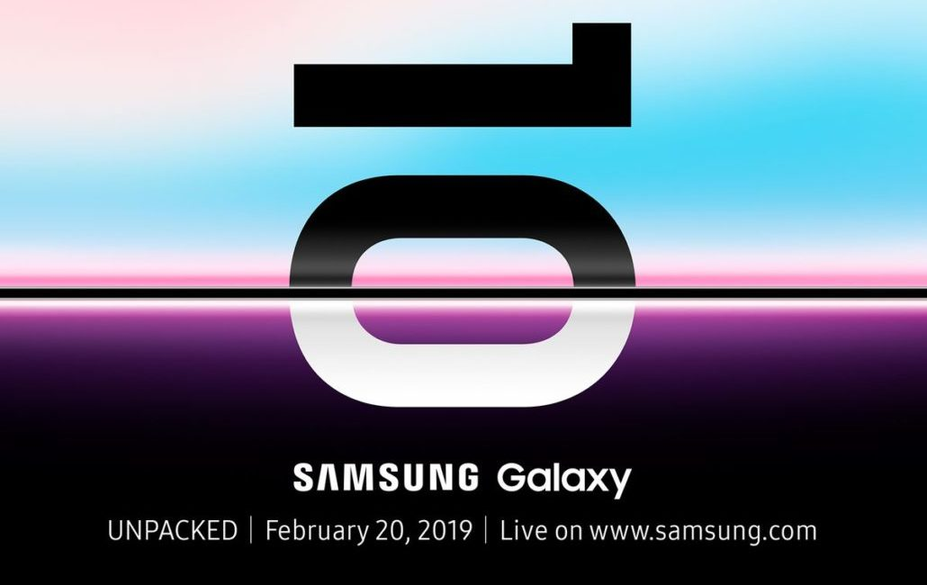 Samsung, galaxy s10, wydarzenie samsung,unpacked, unpacked samsung
