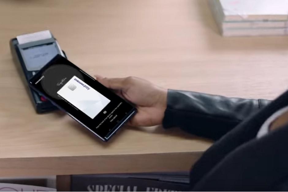 Samsung Pay, bateria Samsung Pay, akumulator Samsung Pay, zużycie baterii Samsung Pay