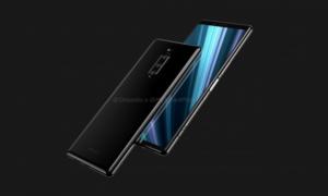 Sony wypuszcza teaser smartfonów z aparatami 3D ToF