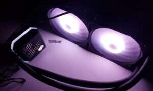 Test chłodzenia SilentiumPC Navis RGB 240