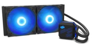 Test chłodzenia SilentiumPC Navis RGB 280