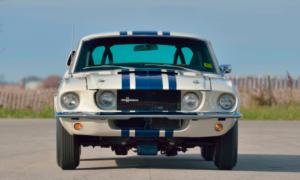 Sprzedano jedynego na świecie 1967 Shelby GT500 Super Snake