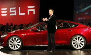 Tesla potwierdza: Larry Ellison posiada akcje warte 1 miliard dolarów