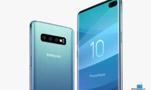 Globalna wersja Samsunga Galaxy S10+ z niskim wynikiem w Geekbench