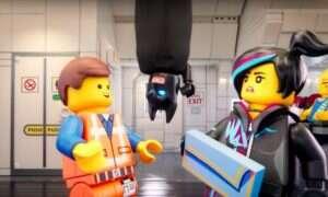 Zbuduj statek kosmiczny z The LEGO Movie 2