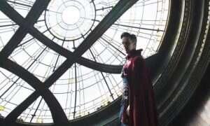 Fan znalazł Sanctum Sanctorum z Doctora Strange'a